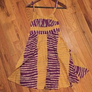 Anthropologie Dress Fei Size 2
